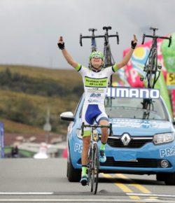 Miguel Ángel Reyes wint monstercol in Ronde van Colombia
