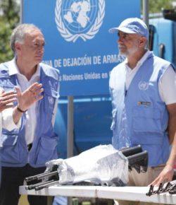 FARC levert laatste wapens in, conflict officieel beëindigd