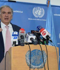 Mogelijk VN-missie voor monitoren staakt-het-vuren ELN
