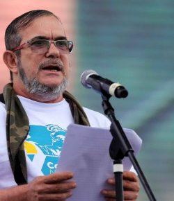 FARC verontschuldigt zich aan paus voor hun wreedheden