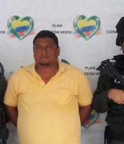 Clan del Golfo leider van regio Sucre opgepakt