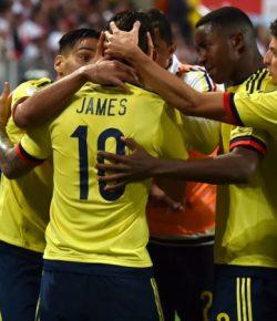 Colombia speelt vriendschappelijk duel tegen China en Zuid-Korea