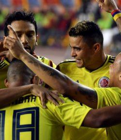 Colombiaans elftal wint met ruime zege van China