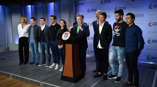 Eerste editie wielerronde Colombia Oro y Paz trekt grote wielrenners aan