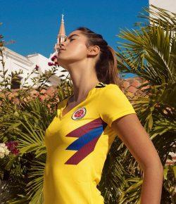Colombiaans dameselftal boos op Adidas