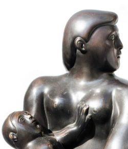 Gestolen kunstwerk Fernando Botero teruggevonden