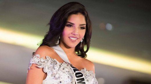 Miss Colombia tweede bij verkiezing Miss Universe