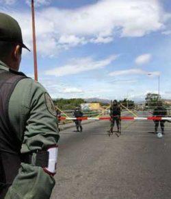 Colombia protesteert tegen binnendringen van Venezolaanse troepen
