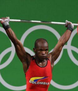 Olympische gewichtheffer in koelen bloede vermoord