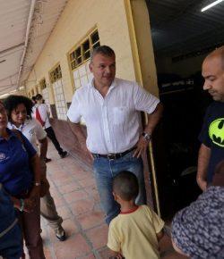 Colombia opent eerste opvang voor vluchtelingen uit Venezuela