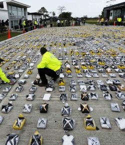 Nederlandse rechercheurs naar Colombia om cocaïnehandel tegen te gaan