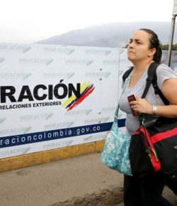 Colombia zet meer dan 100 Venezolanen het land uit
