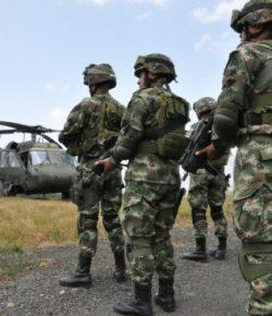 300 militairen ingezet in Cáceres om veiligheid te bewaken