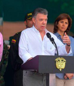 Colombia blijft vluchtelingen uit Venezuela helpen