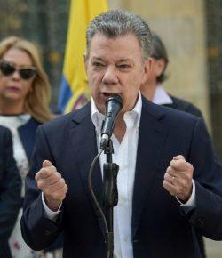 President Santos wil vredesonderhandelingen met ELN hervatten