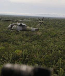 Negen FARC-dissidenten gedood in Guaviare