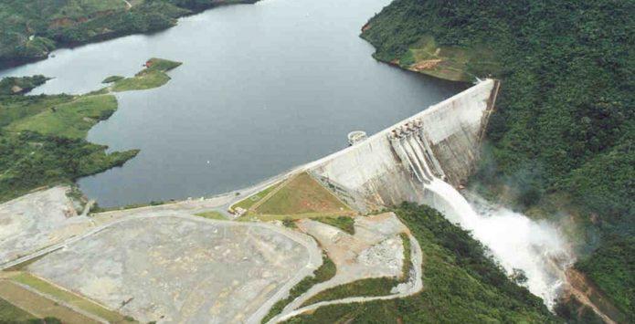 Waterkrachtcentrale Guatapé