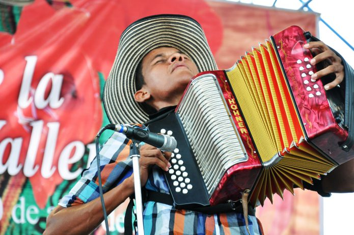 Festival Vallenato in Valledupar