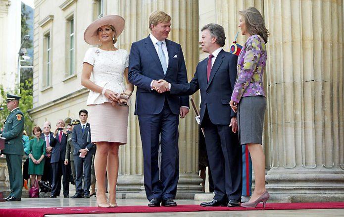 Nederland en Colombia