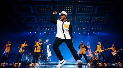 Bruno Mars komt naar Colombia!