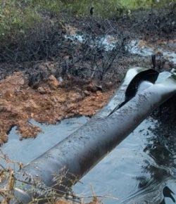 Nieuwe aanslag op de Transandino oliepijpleiding in Nariño
