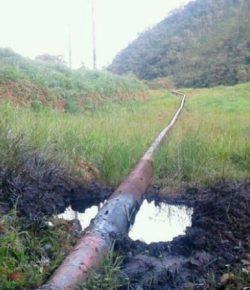 Aanslag op oliepijpleiding in Nariño
