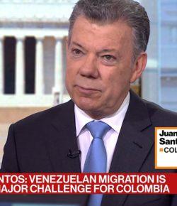 'In Colombia zijn meer dan 1 miljoen Venezolaanse vluchtelingen'