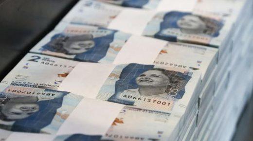 Wetsvoorstel drie nullen van Colombiaanse peso af