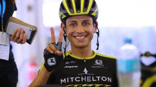 Esteban Chaves wint zesde etappe Giro d'Italia