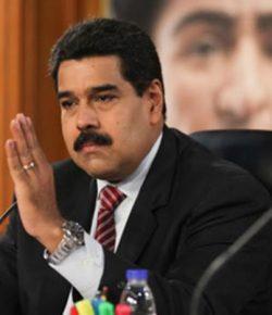 'Venezolaanse president Maduro haalt Colombianen de grens over om te stemmen tijdens verkiezingen'