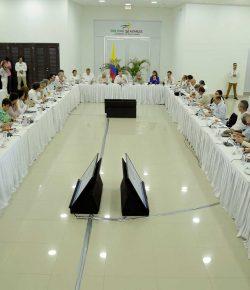 Regering en FARC evalueren vredesakkoord