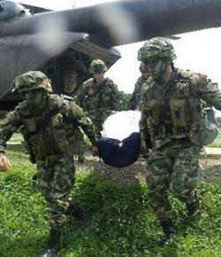 Leger doodt acht FARC-dissidenten in Putumayo