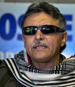 Uitlevering FARC-leider Jesus Santrich aan VS opgeschort