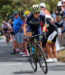 Acht Colombianen in de Giro d'Italia 2018