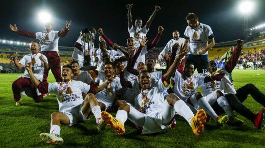 Deportes Tolima klopt Nacional na strafschoppen en wint landstitel