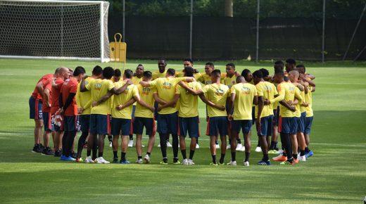 Definitieve selectie Colombia voor WK Rusland bekend