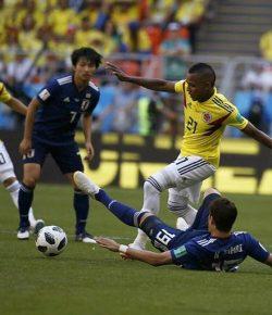 Colombia verliest van Japan door dramatische start