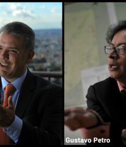 Iván Duque leidt in peilingen Colombiaanse presidentsverkiezingen