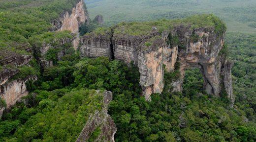Grootste nationaal natuurpark van Colombia opgenomen in werelderfgoedlijst UNESCO
