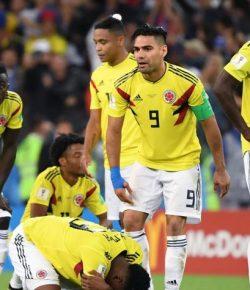 Colombia uitgeschakeld op WK na bloedstollende strafschoppenreeks