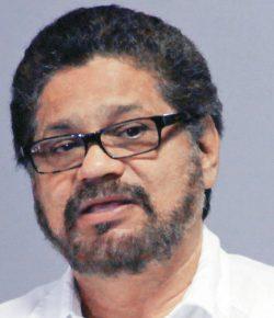 FARC-leider Ivan Marquez weigert zitting te nemen in Senaat