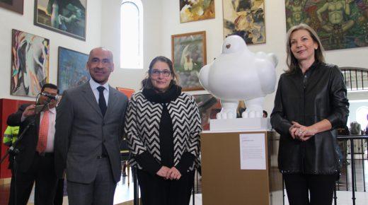 De vredesduif van Fernando Botero gaat naar het Nationaal Museum van Colombia