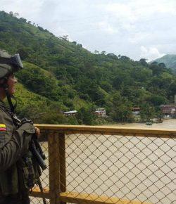 Twee politieagenten gedood in Antioquia