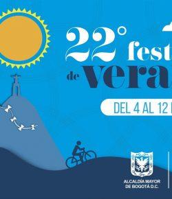 Bogotá viert zijn bestaan met het zomerfestival