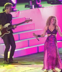 Shakira laat iedereen in Barranquilla dansen (video)
