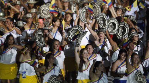 De Centraal-Amerikaanse en Caraïbische Spelen officieel in Barranquilla geopend