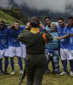 Nationale verzoening en voetbal is het meest krachtige gereedschap om echte eenheid tussen mensen te creëren