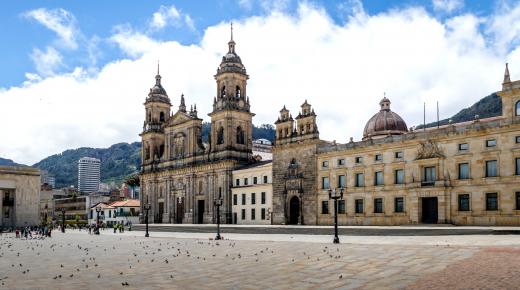 Bogotá viert zijn 480ste verjaardag