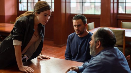 Colombiaanse serie Distrito salvaje 19 oktober op Netflix