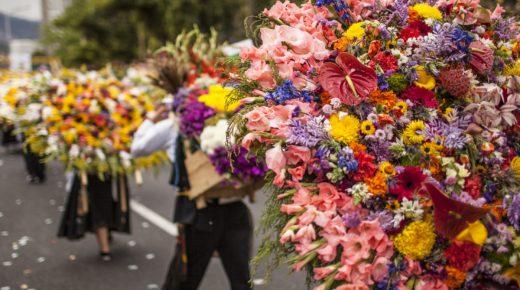 Feria de las Flores 2018: Grootste bloemenfestival van Colombia van start